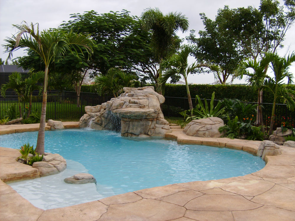 pool area concrete repair Viewcrete