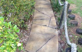 stone landscaping Tradition, FL