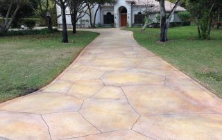 driveway refinishing Indiantown