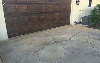 cement driveway repair Rivera Beach