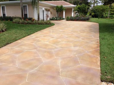 concrete driveway resurfacing contractors