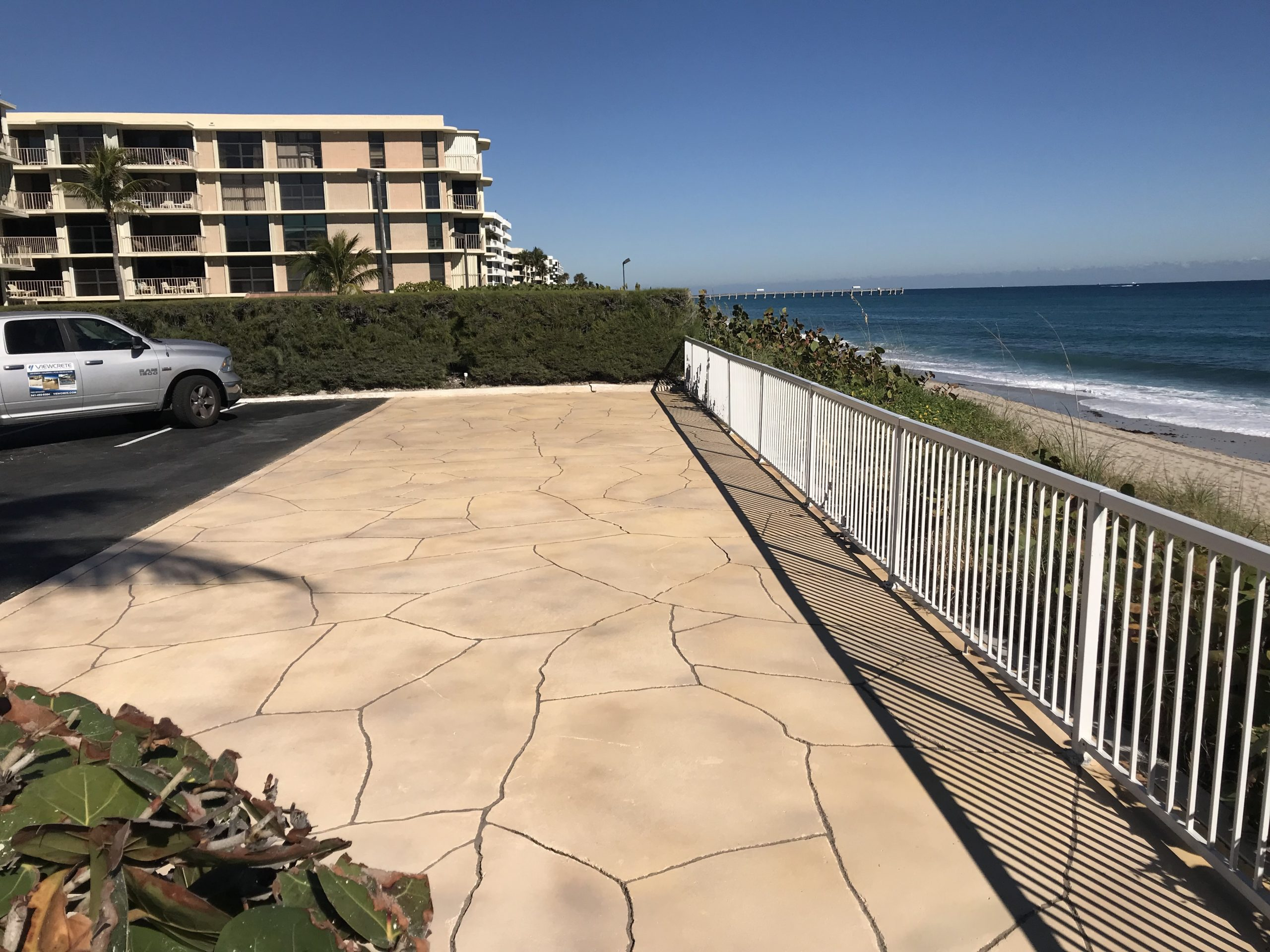 concrete patio repair Sewall's Point